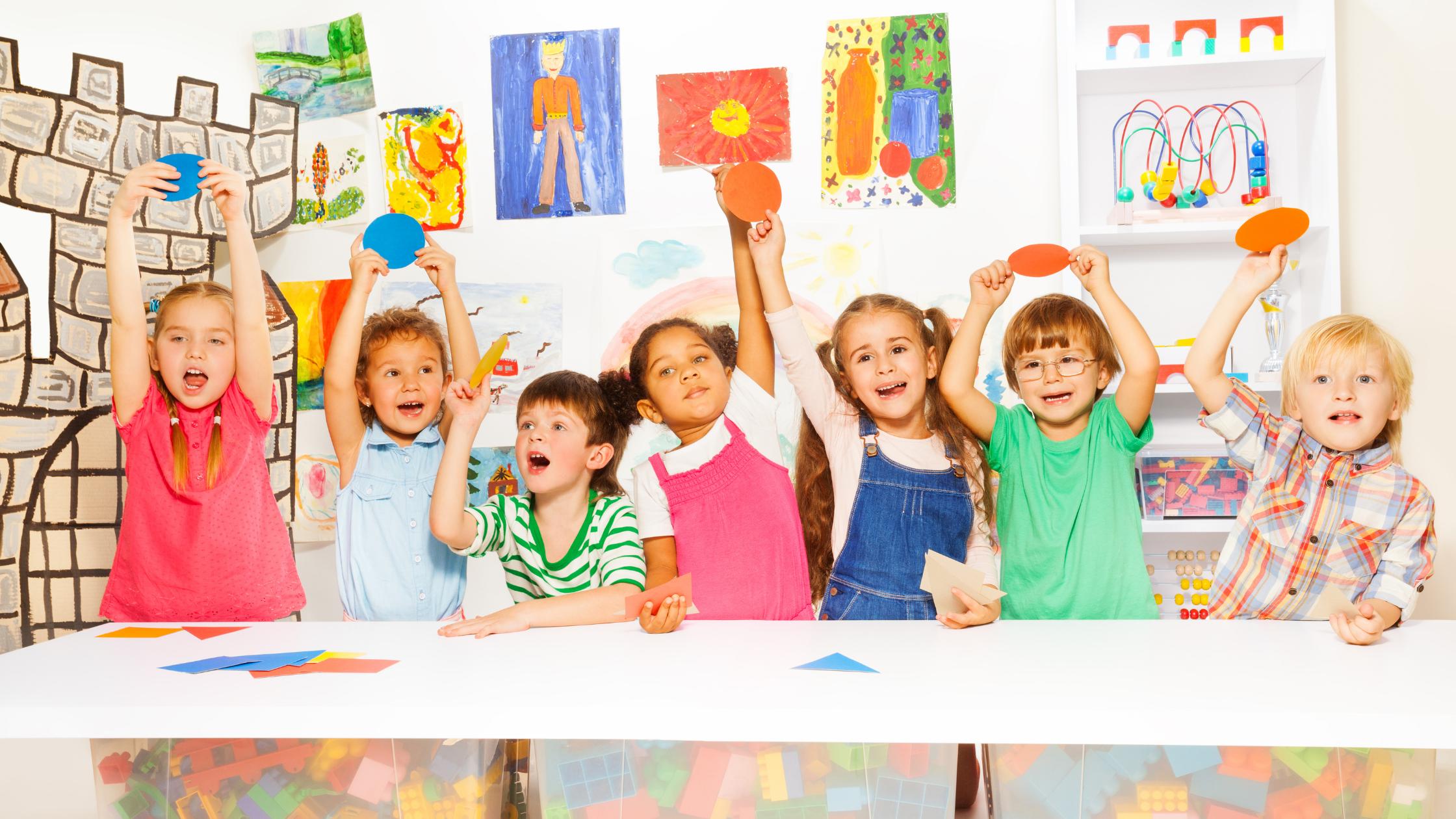 Kindergarten und remdbetreuung